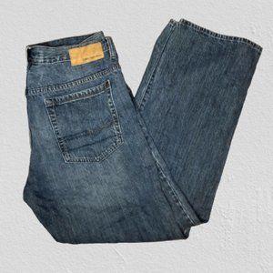 Vintage 1990s Calvin Klein Boot Cut Jeans Size 34